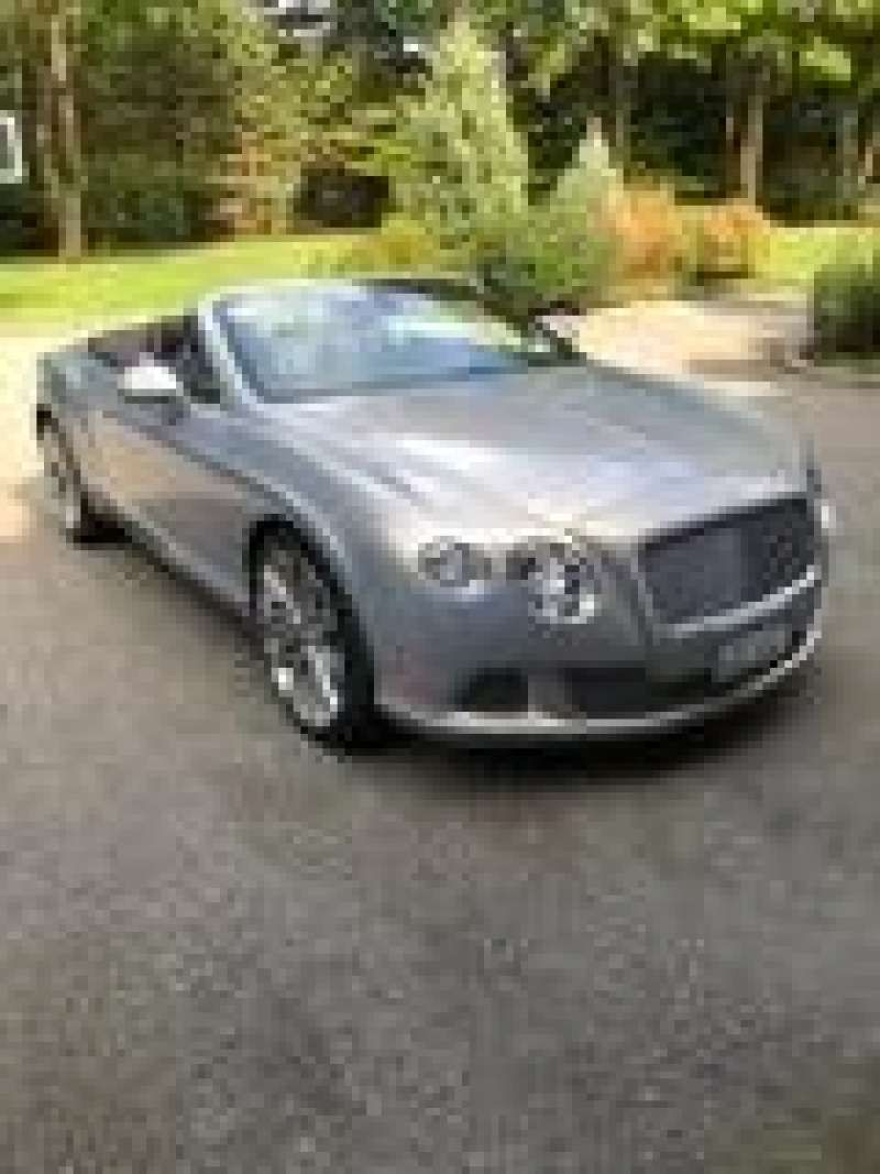 Used/Pre-owned 2014 BENTLEY CONTINENTAL GT SPEED 2dr Conv Bronx,NY