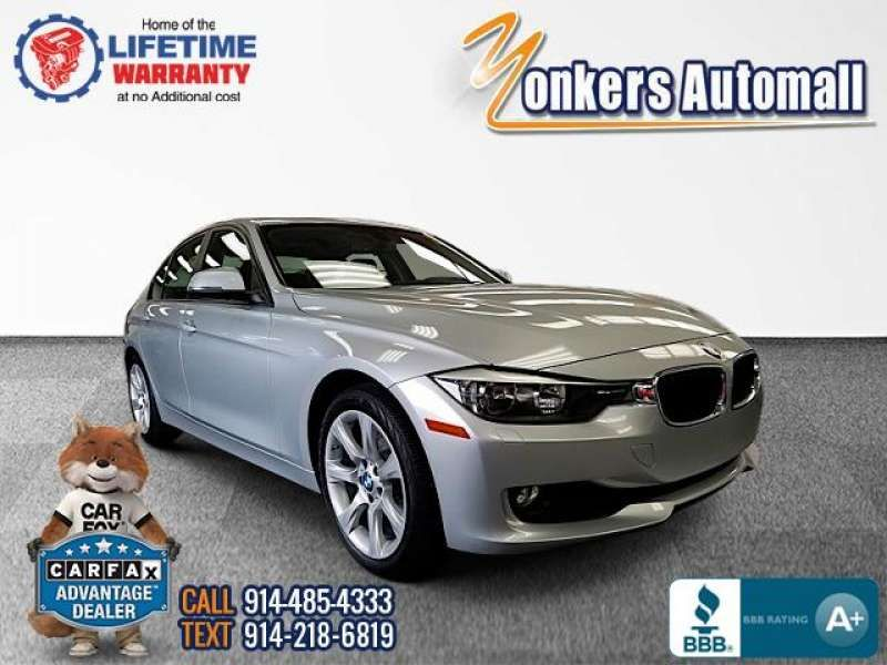 Used/Pre-owned 2015 BMW 3 SERIES 4dr Sdn 328i xDrive AWD SULEV  Bronx,NY
