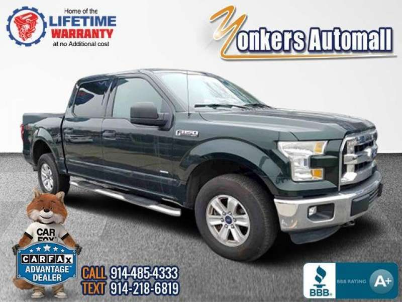 Used/Pre-owned 2015 FORD F-150 4WD SuperCrew 145