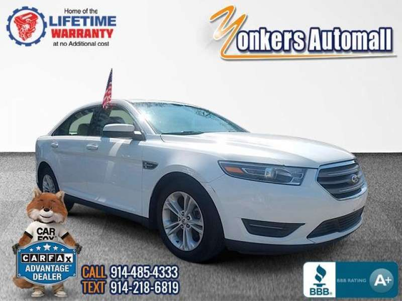 Used/Pre-owned 2015 FORD TAURUS 4dr Sdn SEL FWD Bronx,NY