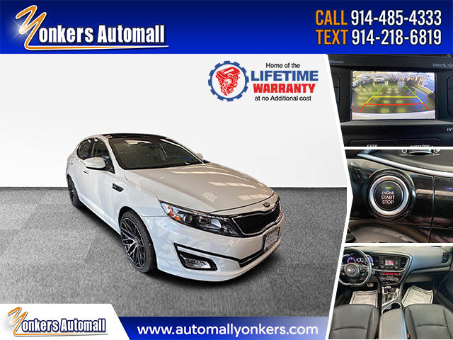 Used/Pre-owned 2015 Kia Optima 4dr Sdn SX Turbo Bronx,NY