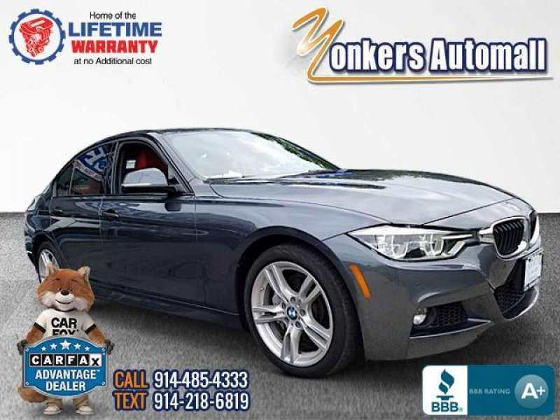 Used/Pre-owned 2016 BMW 3 SERIES 4dr Sdn 328i xDrive AWD SULEV Bronx,NY