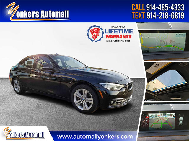 Used/Pre-owned 2016 BMW 3 Series 4dr Sdn 328i xDrive AWD  Bronx,NY