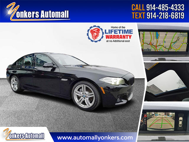 Used/Pre-owned 2016 BMW 5 Series 535i xDrive AWD MSport Bronx,NY