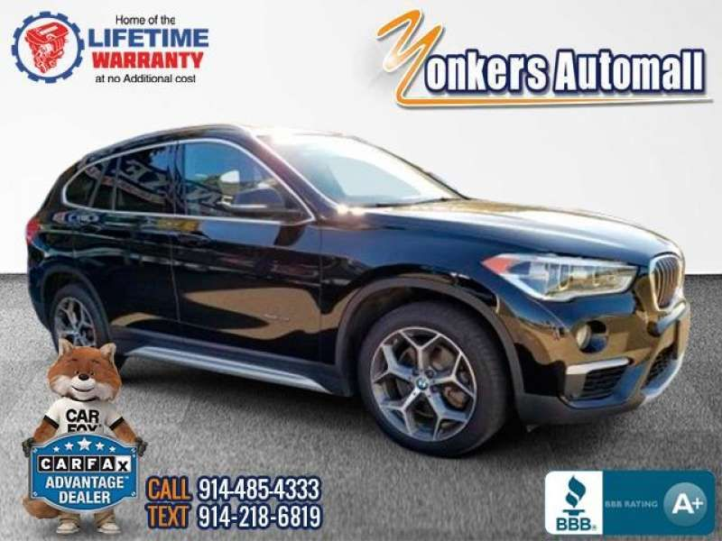 Used/Pre-owned 2016 BMW X1 AWD 4dr xDrive28i Bronx,NY
