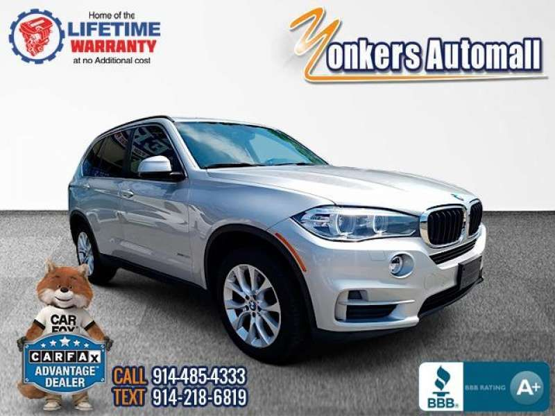 Used/Pre-owned 2016 BMW X5 AWD 4dr xDrive35i Bronx,NY