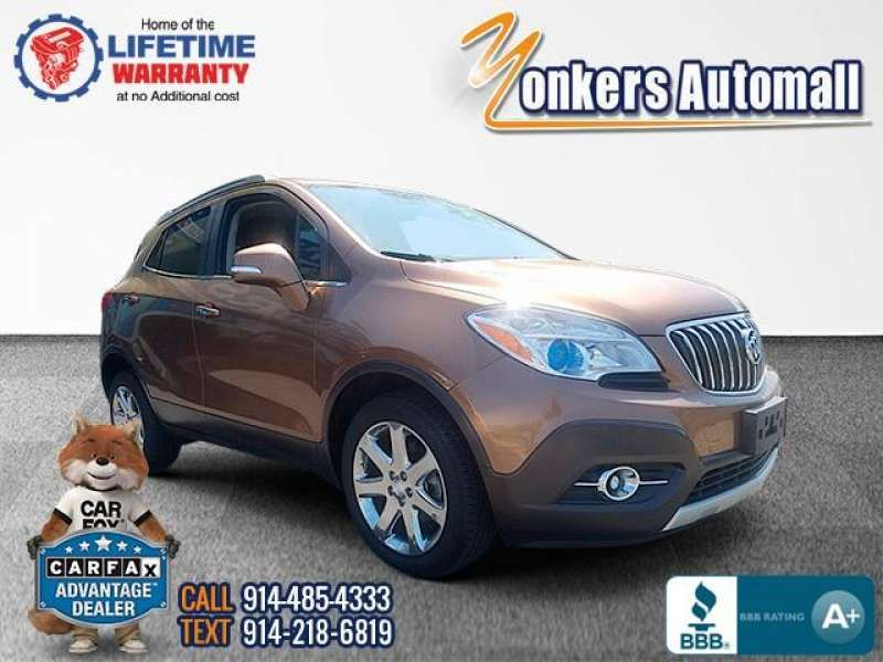 Used/Pre-owned 2016 BUICK ENCORE AWD 4dr Premium Bronx,NY