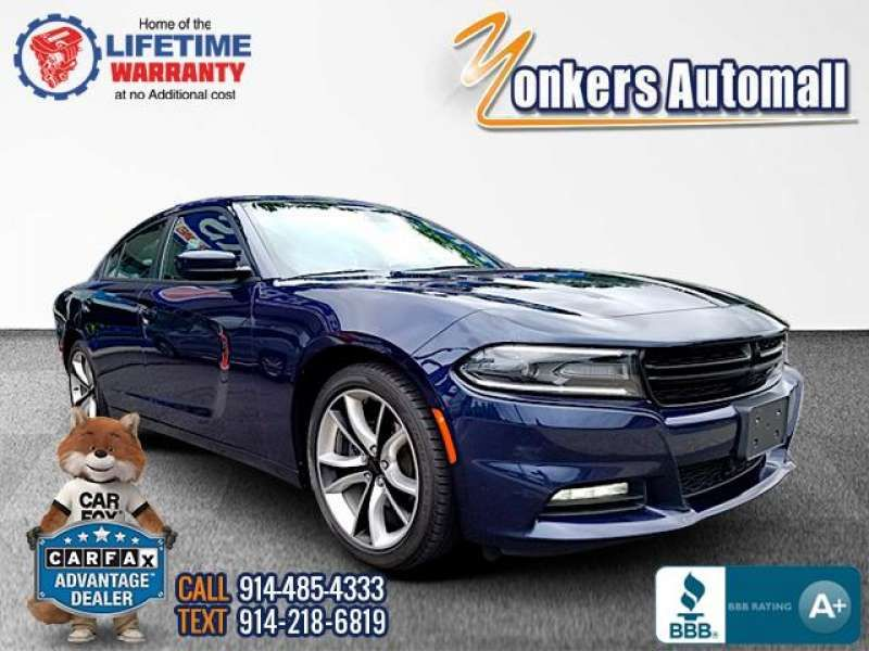 Used/Pre-owned 2016 DODGE CHARGER 4dr Sdn SXT RWD Bronx,NY
