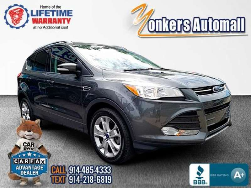 Used/Pre-owned 2016 FORD ESCAPE 4WD 4dr Titanium Bronx,NY
