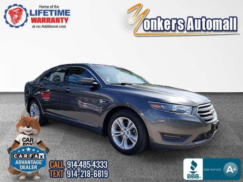 Used/Pre-owned 2016 FORD TAURUS 4dr Sdn SEL AWD Bronx,NY