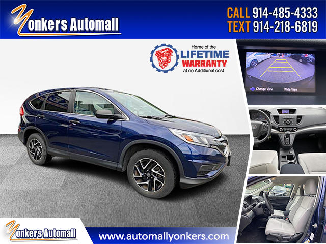 Used/Pre-owned 2016 Honda CR-V AWD 5dr SE Bronx,NY