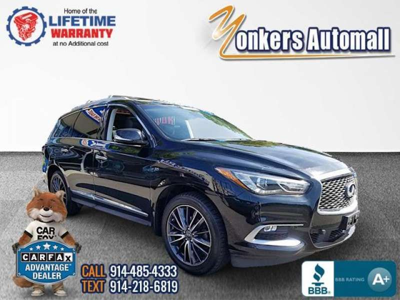 Used/Pre-owned 2016 INFINITI QX60 AWD 4dr Bronx,NY