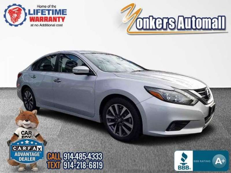 Used/Pre-owned 2016 NISSAN ALTIMA 4dr Sdn I4 2.5 SL Bronx,NY