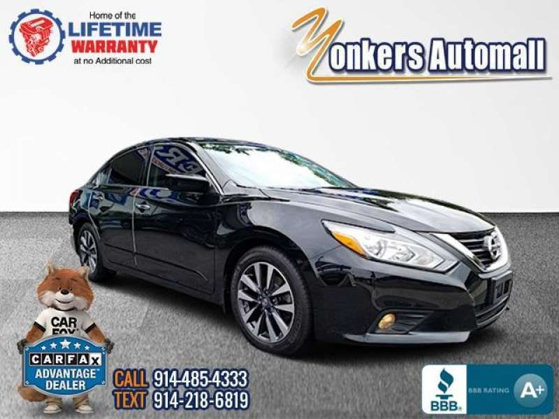 Used/Pre-owned 2016 NISSAN ALTIMA 4dr Sdn I4 2.5 SV Bronx,NY