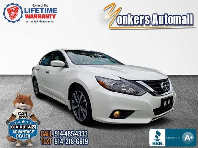 Used/Pre-owned 2016 NISSAN ALTIMA 4dr Sdn I4 2.5 SR Bronx,NY