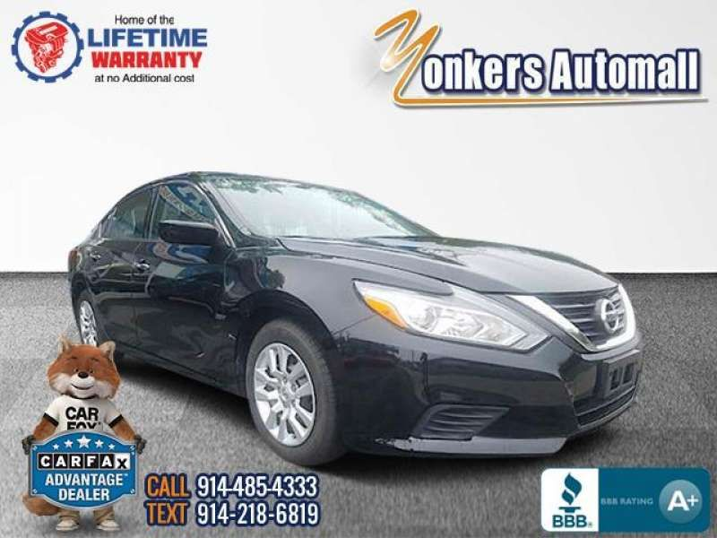 Used/Pre-owned 2016 NISSAN ALTIMA 4dr Sdn I4 2.5 S Bronx,NY