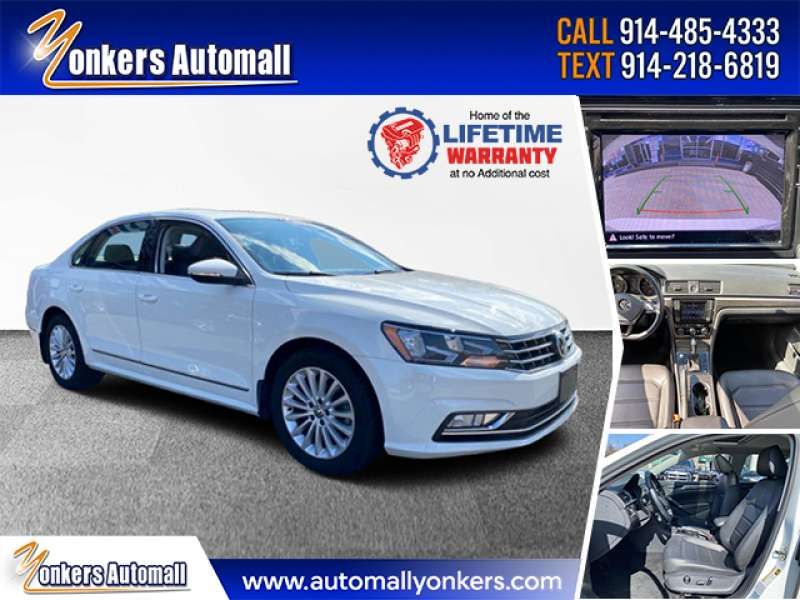 Used/Pre-owned 2016 VOLKSWAGEN PASSAT 4dr Sdn 1.8T Auto SE w/Technol Bronx,NY