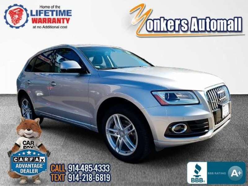 Used/Pre-owned 2017 AUDI Q5 2.0 Premium Plus Bronx,NY