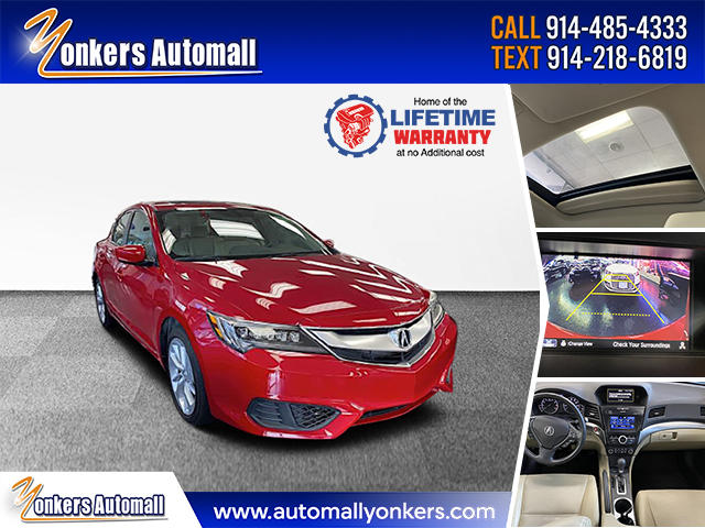 Used/Pre-owned 2017 Acura ILX Sedan w/Premium Pkg Bronx,NY