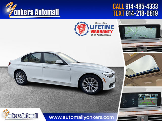 Used/Pre-owned 2017 BMW 3 Series 320i xDrive  Bronx,NY
