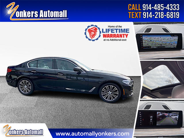 Used/Pre-owned 2017 BMW 5 Series 540i Bronx,NY