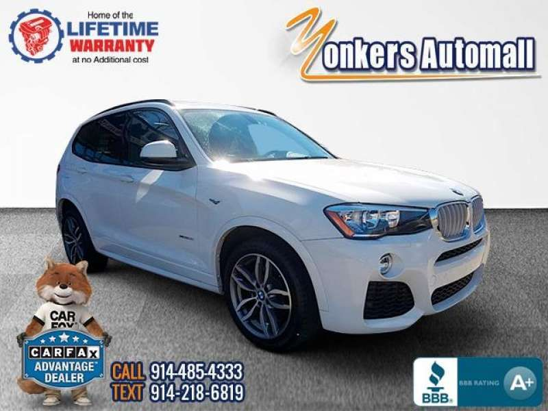 Used/Pre-owned 2017 BMW X3 xDrive28i MSport  Bronx,NY