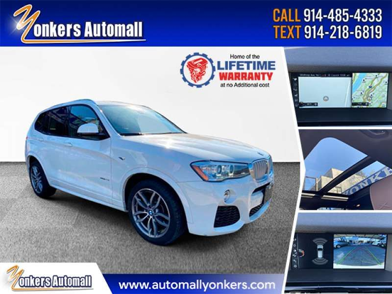 Used/Pre-owned 2017 BMW X3 xDrive28i Sports Activity  Bronx,NY