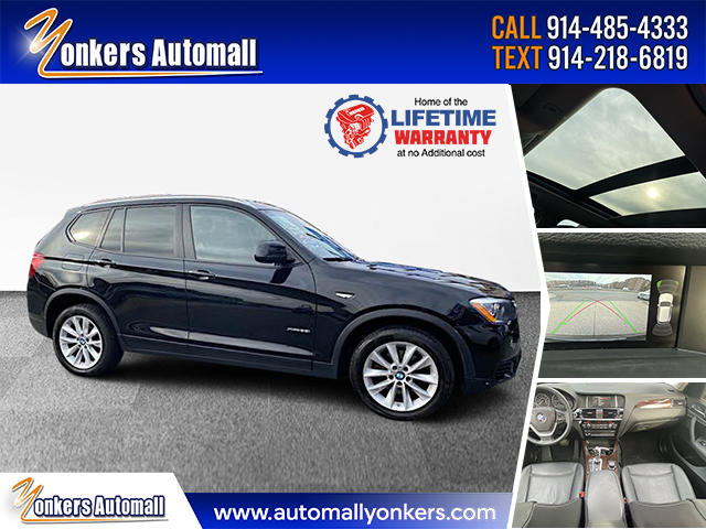 Used/Pre-owned 2017 BMW X3 xDrive28i Sports Activity Vehi Bronx,NY