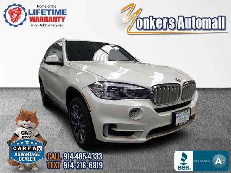 Used/Pre-owned 2017 BMW X5 xDrive35i Sports Activity Vehi Bronx,NY