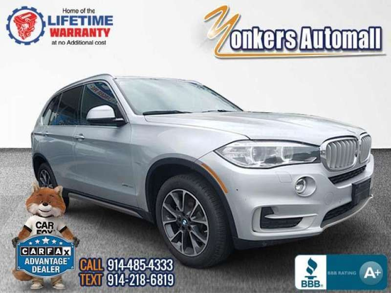 Used/Pre-owned 2017 BMW X5 xDrive35i Sports Activity  Bronx,NY