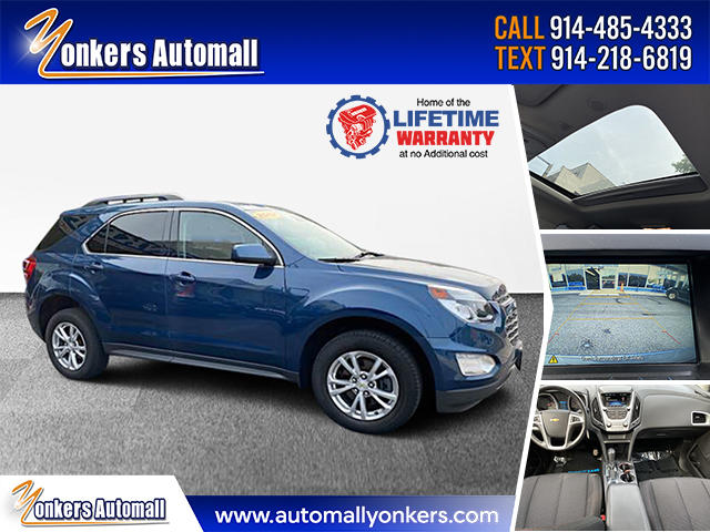 Used/Pre-owned 2017 Chevrolet Equinox AWD 4dr LT w/1LT Bronx,NY