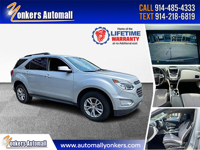 Used/Pre-owned 2017 Chevrolet Equinox AWD 4dr LT w/2FL Bronx,NY