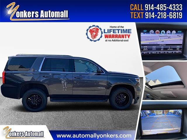 Used/Pre-owned 2017 Chevrolet Tahoe 4WD 4dr LT Bronx,NY
