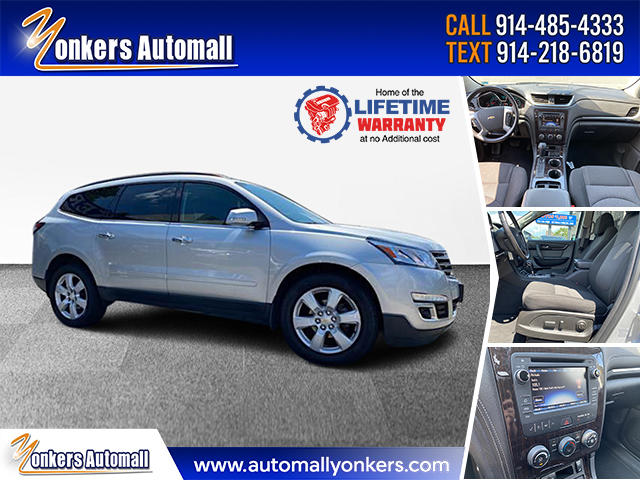 Used/Pre-owned 2017 Chevrolet Traverse AWD 4dr LT w/1LT Bronx,NY