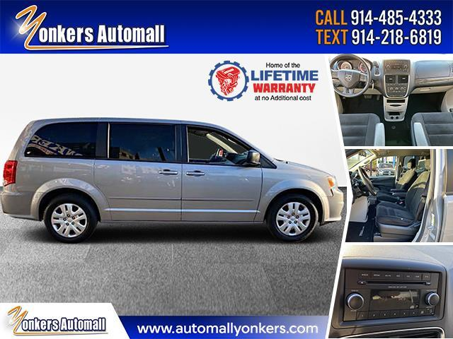 Used/Pre-owned 2017 Dodge Grand Caravan SE Wagon Bronx,NY