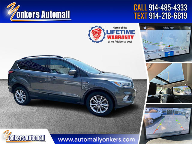 Used/Pre-owned 2017 Ford Escape SE 4WD Bronx,NY