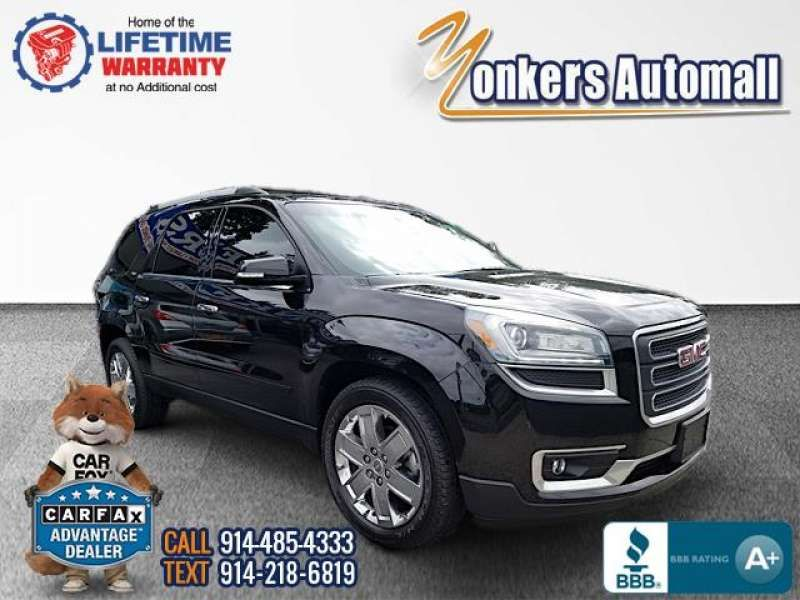 Used/Pre-owned 2017 GMC ACADIA LIMITED AWD 4dr Limited Bronx,NY