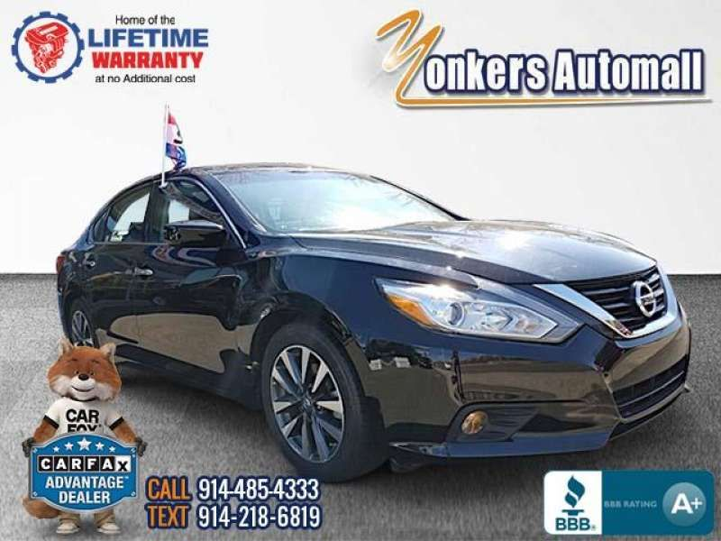 Used/Pre-owned 2017 NISSAN ALTIMA 2.5 SV Sedan Bronx,NY