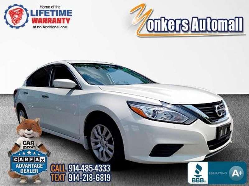 Used/Pre-Owned 2017 NISSAN ALTIMA Stock #264484ya | Yonkers
