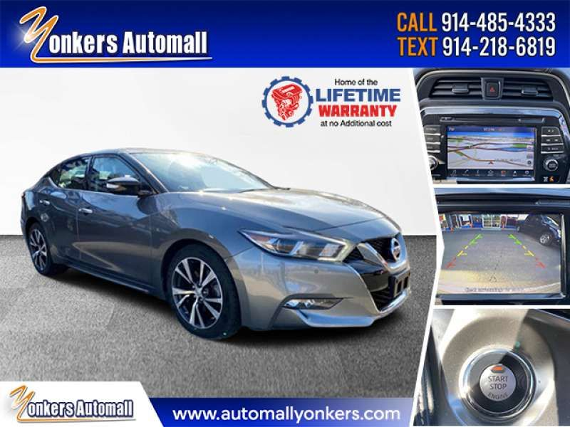 Used/Pre-owned 2017 NISSAN MAXIMA SV 3.5L Bronx,NY