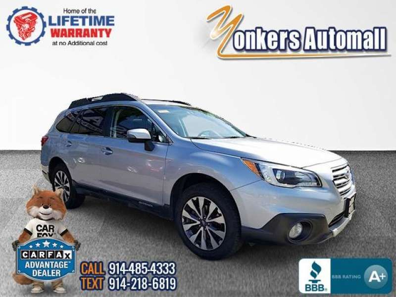 Used/Pre-owned 2017 SUBARU OUTBACK 3.6R Limited Bronx,NY