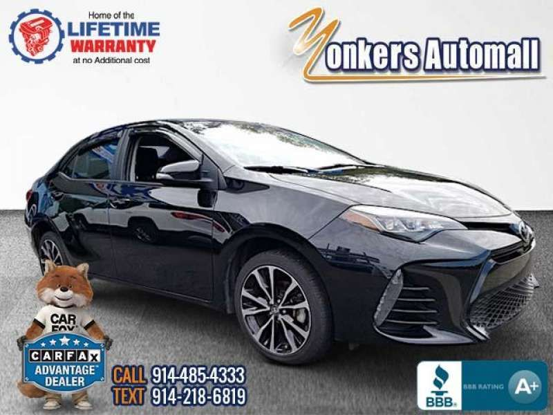 Used/Pre-owned 2017 TOYOTA COROLLA SE  Bronx,NY