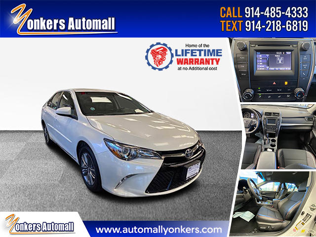 Used/Pre-owned 2017 Toyota Camry SE  Bronx,NY
