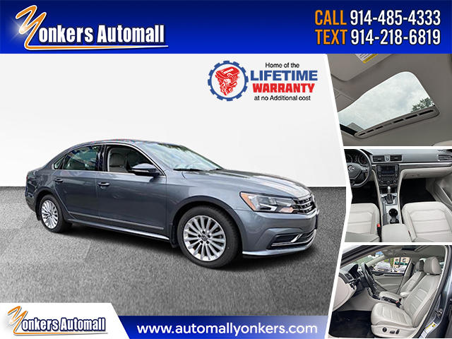 Used/Pre-owned 2017 Volkswagen Passat 1.8T SE Auto Bronx,NY