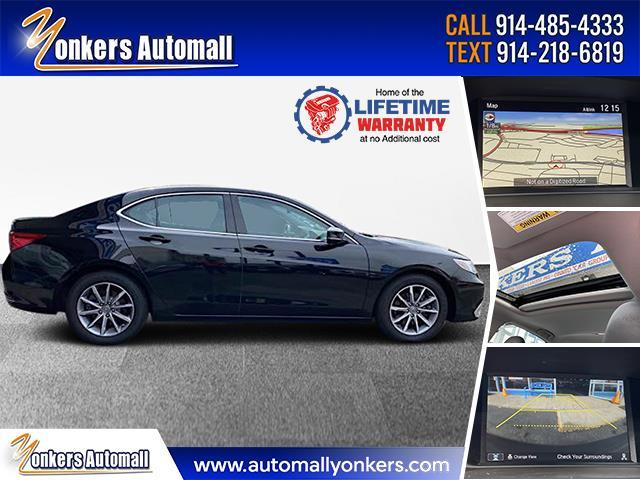 Used/Pre-owned 2018 Acura TLX 2.4L w/Technology Pkg Bronx,NY