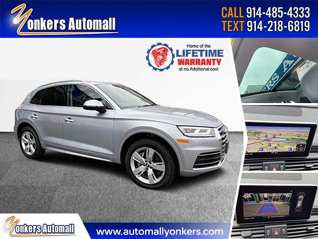 Used/Pre-owned 2018 Audi Q5 2.0 TFSI Premium Plus Bronx,NY