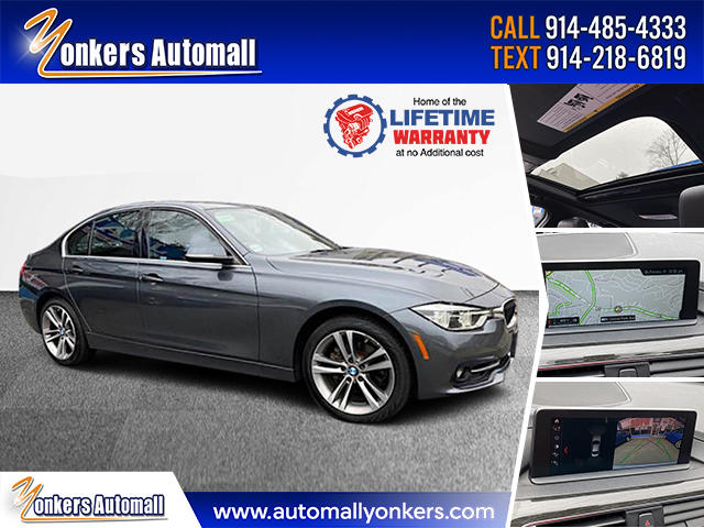 Used/Pre-owned 2018 BMW 3 Series 330i xDrive  Bronx,NY