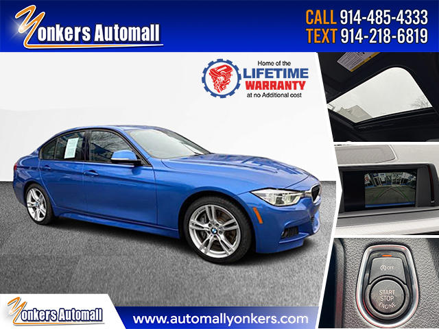 2018 BMW 3 Series 340i MSport