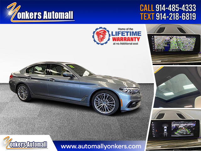 Used/Pre-owned 2018 BMW 5 Series 530i  Bronx,NY
