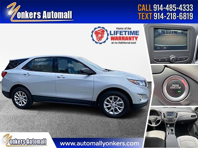 Used/Pre-owned 2018 Chevrolet Equinox AWD 4dr LS w/1LS Bronx,NY